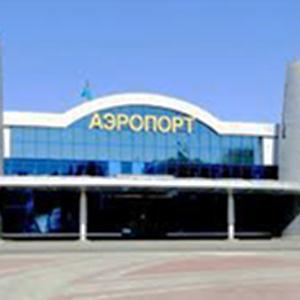 Аэропорты Горбатовки