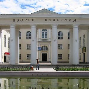 Дворцы и дома культуры Горбатовки