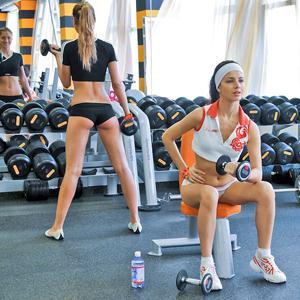 Фитнес-клубы Горбатовки
