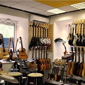 Музыкальные магазины Горбатовки