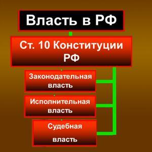 Органы власти Горбатовки