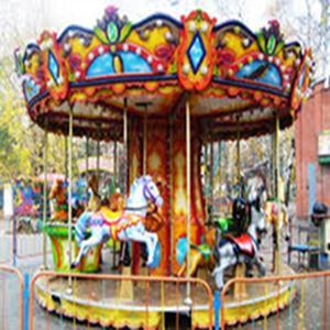 Парки культуры и отдыха Горбатовки