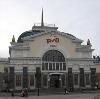 Железнодорожные вокзалы в Горбатовке
