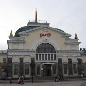Железнодорожные вокзалы Горбатовки